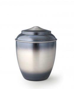 Urnen aus Metall / Messing