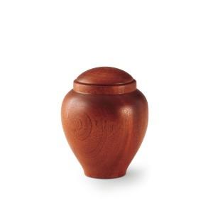 Urnen aus Edelholz